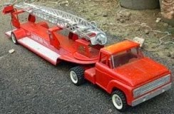 Fire Truck USA by Structo