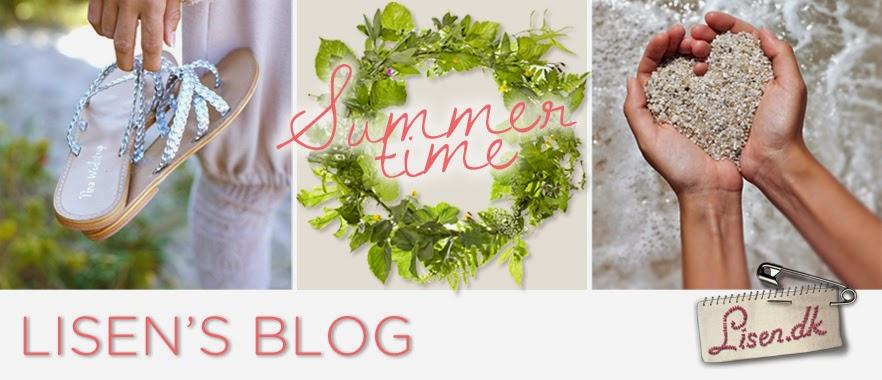 Lisen's blog