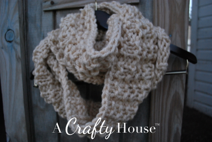 Simple Knitting Pattern For Infinity Scarf : TODAY Home - Home Decorating Ideas & Organizing Tips - TODAY.com