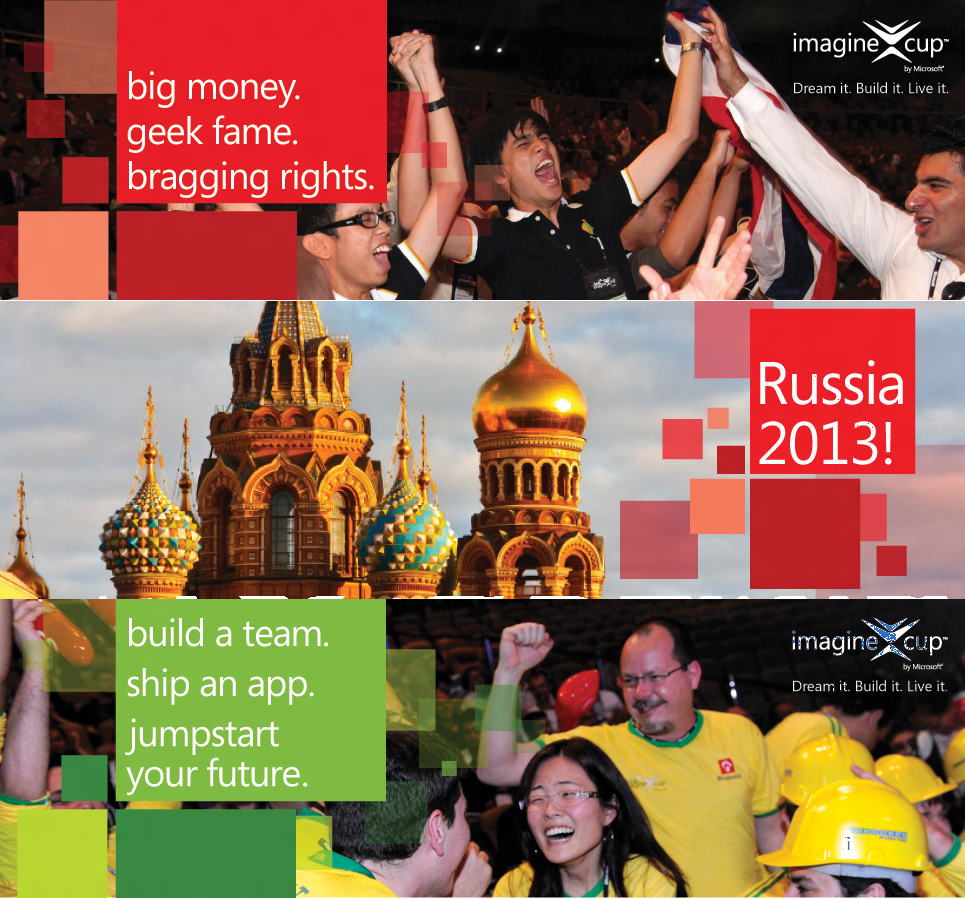 Imagine Cup Russia 2013