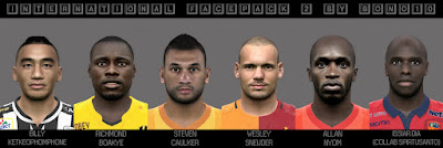 PES 2016 INTERNATIONAL FACEPACK N°2 BY BONO10