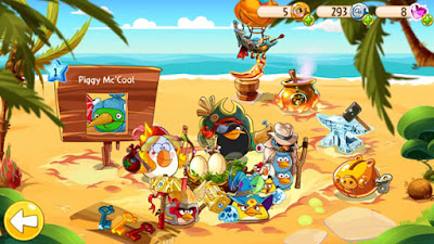 Angry Birds Epic V1.3.0 MOD Apk