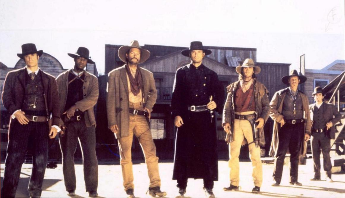 The Magnificent Seven: The Complete Series movie