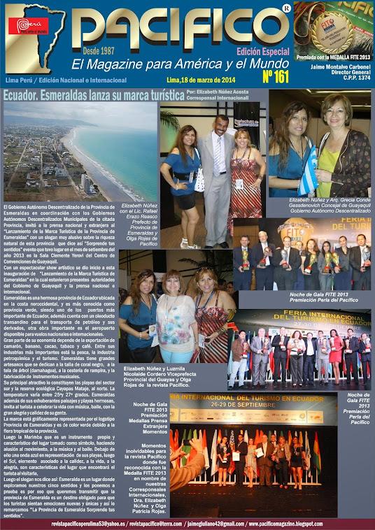 Revista Pacífico Nº 161 Edición Especial