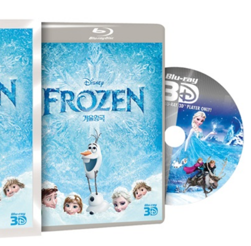 Frozen 3D {Blu-Ray} (1DVD)