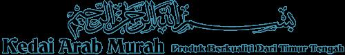 Kedai Arab Murah ~ Online Store