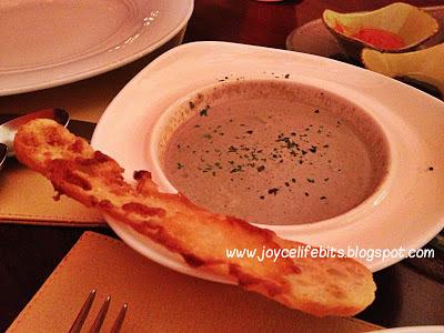 mushroom soup joyce yap blog