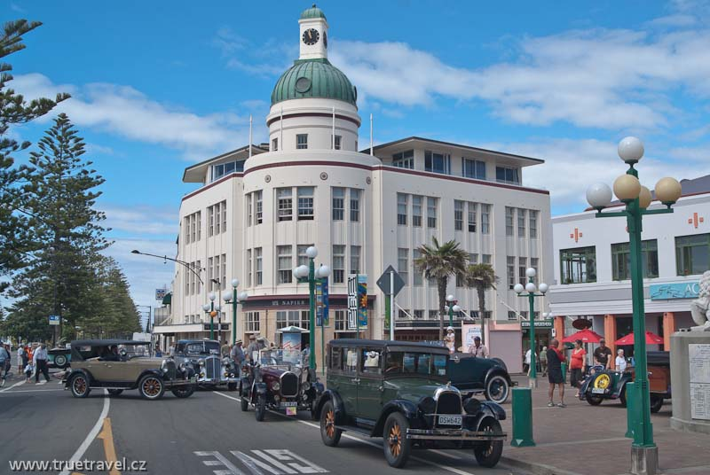 Napier New Zealand  city photos : Kitten Vintage: An Art Deco City Napier, New Zealand