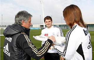Así Celebró José Mourinho sus 49 años de vida