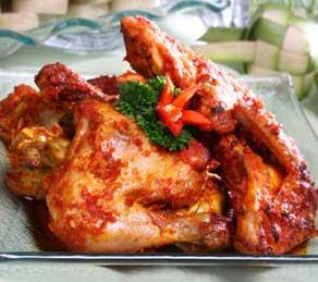 Resep Ayam Bakar Bumbu Rica-Rica