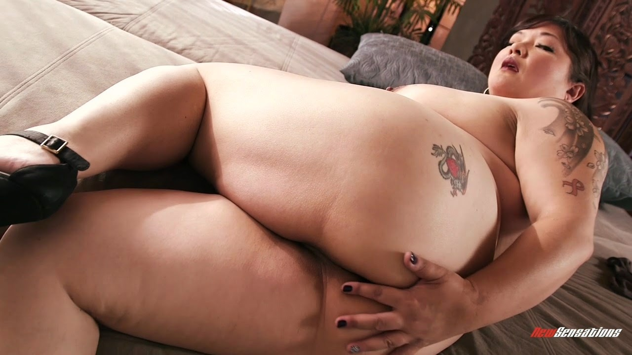 Bbw kelly shibari in a bind