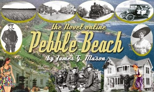 Pebble Beach - the Novel