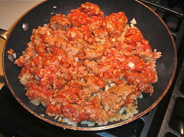 how to cook soft chorizo