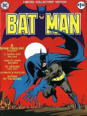 DC Comics, Batman Limited Collector's Edition, Neal Adams