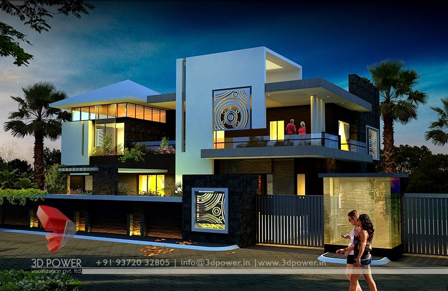 Ultra modern home designs home designs home exterior for New modern house interior design