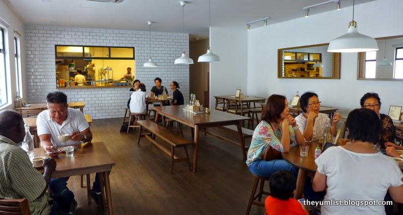 The Kitchen Table, Damansara Kim