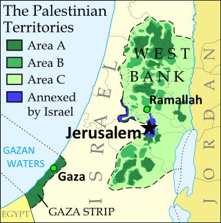 Westjordanland Wikipedia