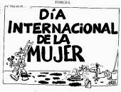 El Dia Internacional de la Mujer