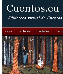Bibl. virtual de cuentos