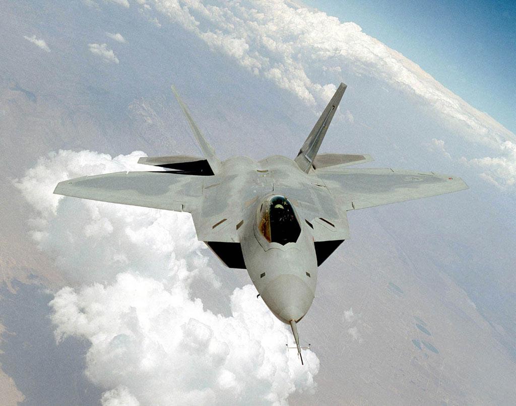 Aereo Da Caccia F 22 Raptor : Aerei militari f raptor
