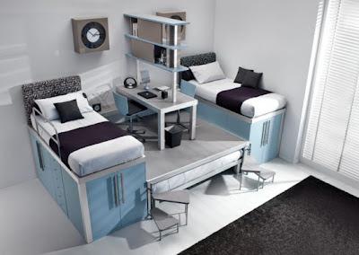 Интерьер небольших комнат