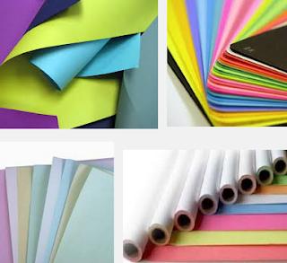 Apa itu macam-macam jenis kertas