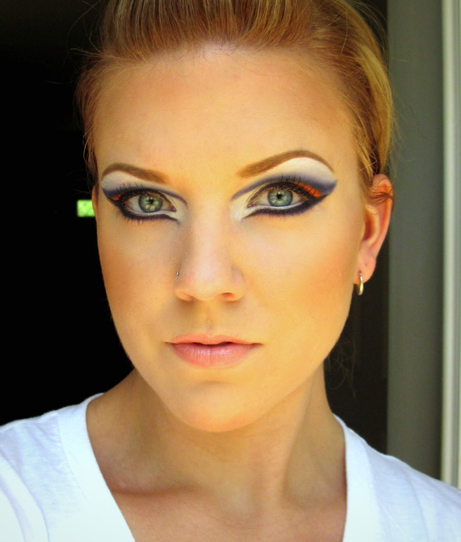 The Beautiful Life Of The Girl Next Door Zazu (from The Lion King) Inspired Makeup!