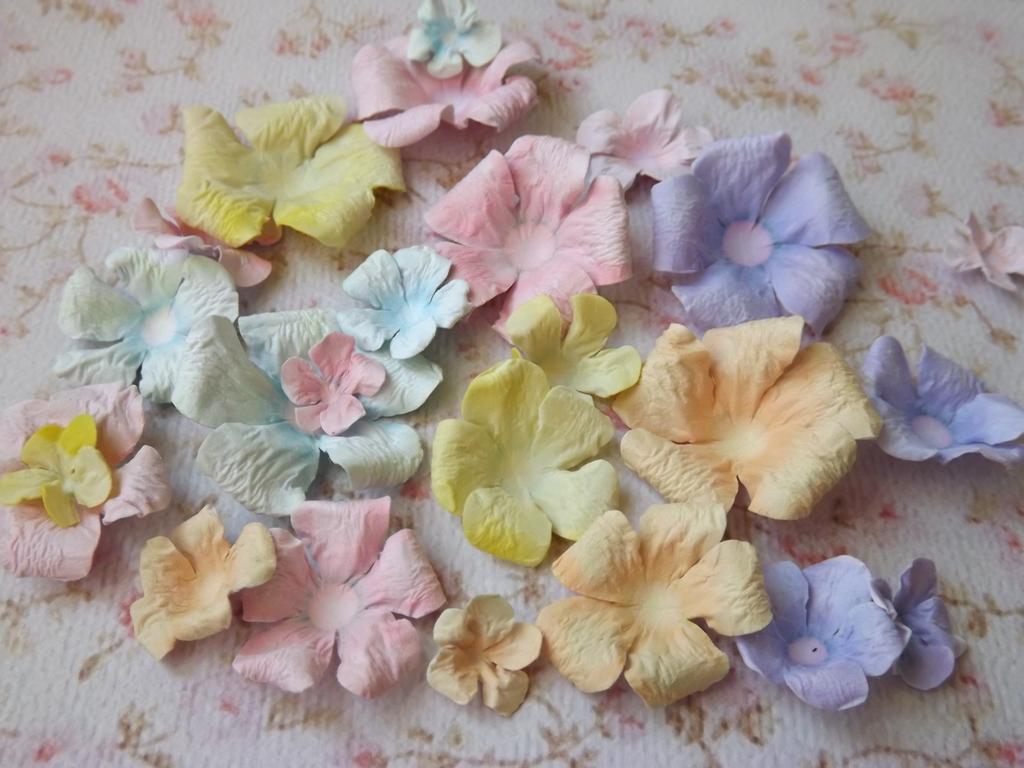Скрап цветы своими руками