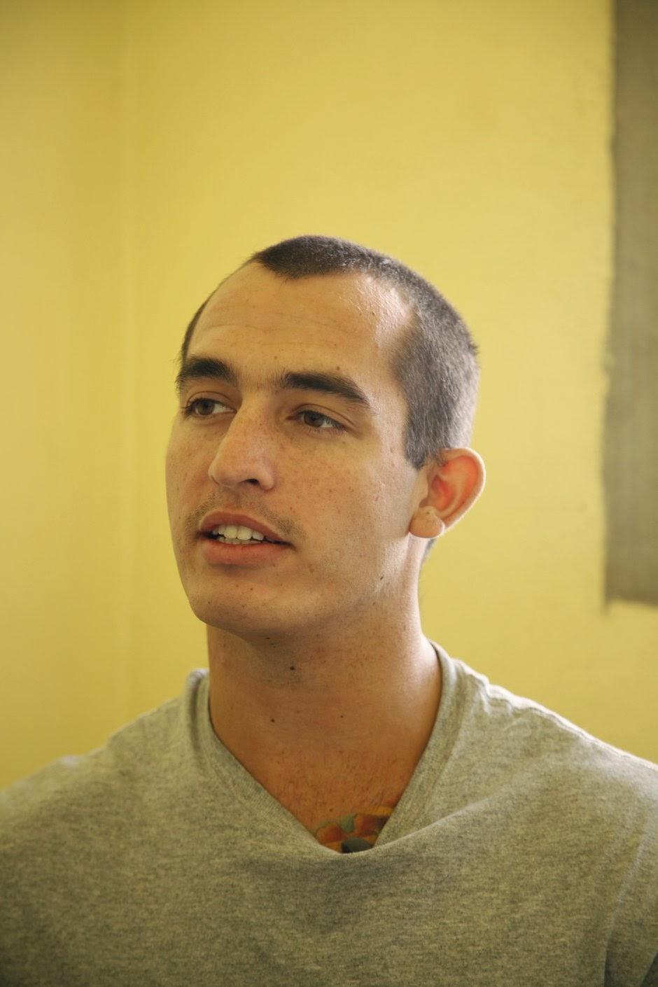 U.S. Marine veteran Andrew Tahmooressi