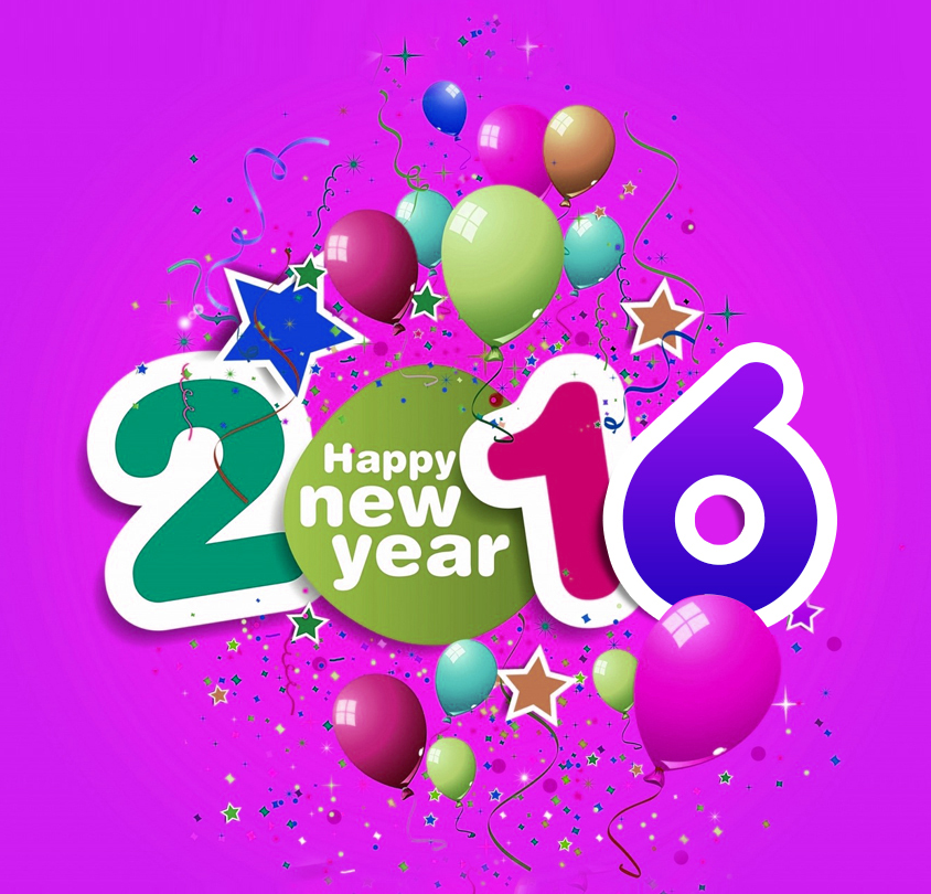 new year 2016 picture
