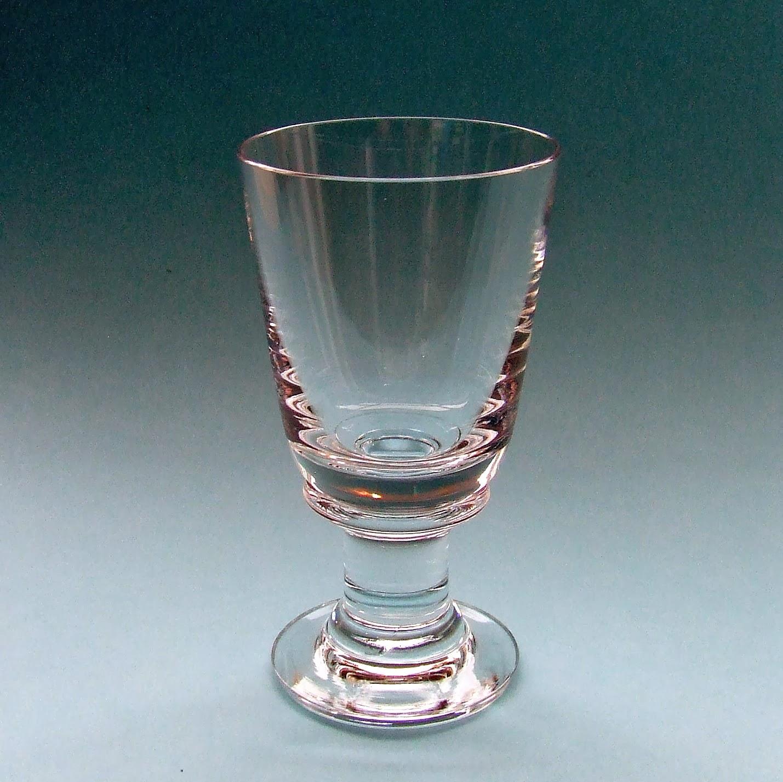 Dartington Glass Rummer