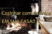 COZINHAR COM OS ANJOS EM SUA CASA. SAIBA COMO CARREGANDO NA IMAGEM!
