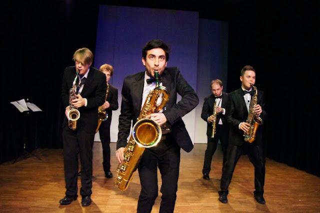 Drugi međunarodni festival saksofona Belgrade Saxperience