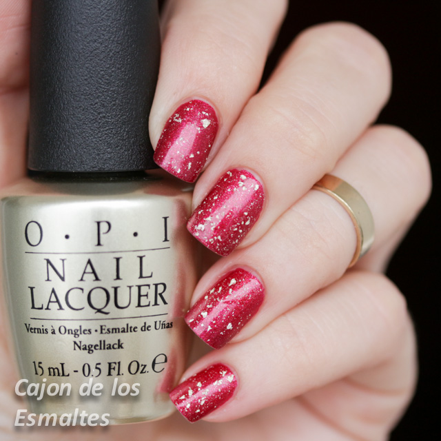 OPI Mariah Carey Collection Pure 18K Gold