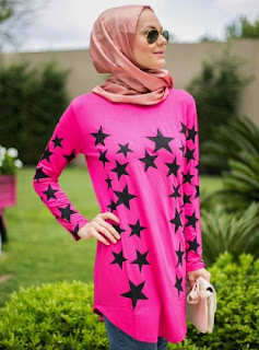 Model busana muslim santai dan modis