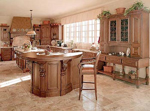 Traditional Kitchen Ideas The Kitchen Design