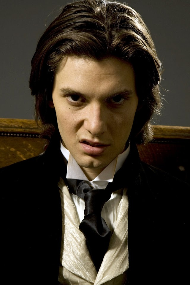 Dorian Gray 8211 Ben Barnes  Galaxy Note HD Wallpaper