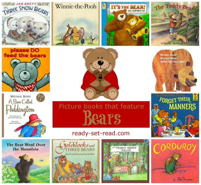 Ready Set Read Teddy Bears Picnic
