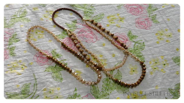 Basic Bead Necklace