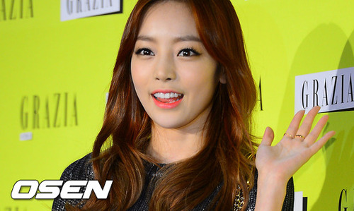 GOO HARA KARA GRAZIA PHOTO OPENING 4