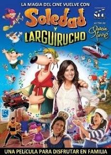 Ver online:Soledad y Larguirucho (2012)