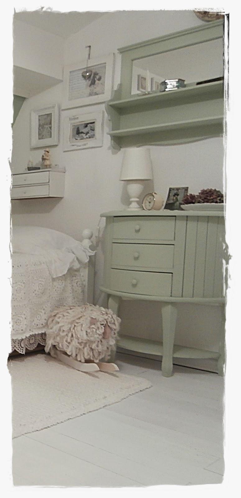 Grune wandfarbe muster 000739 neuesten ideen f r die dekoration ihres hauses - Shabby wohnzimmer grun ...