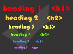 Headings - Seo