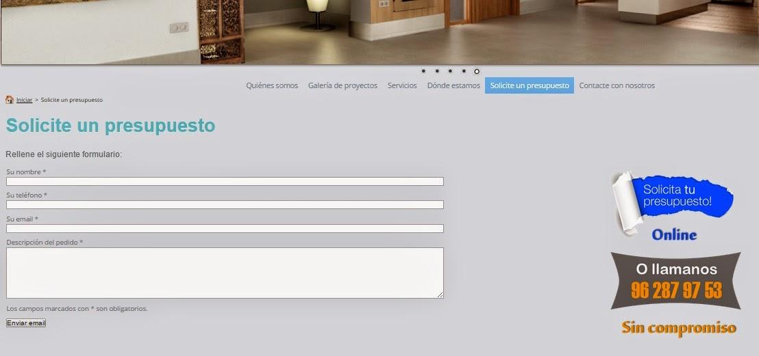 diseño web edimova