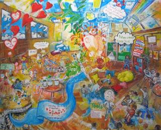 Fantasy Classroom by Todd Berman
