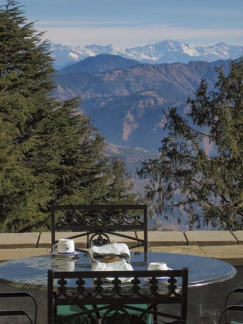 Wildflower Hall, Shimla – Himalayalar, Hindistan
