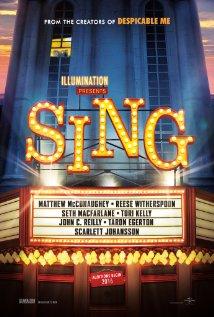 Sing - Watch Sing Online Free 2016 Putlocker
