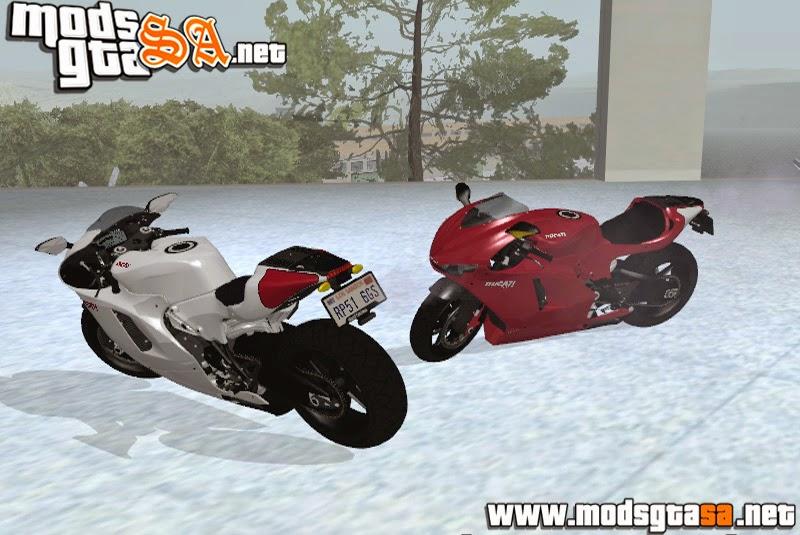 SA - Ducati Desmosedici RR 2012