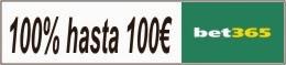 Bet 365 - hasta 150€ gratis
