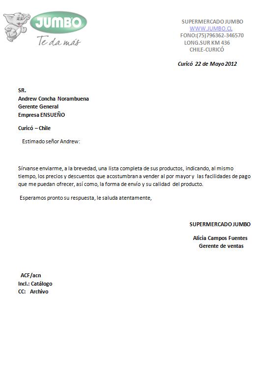 lectura carta espanola gratuita: